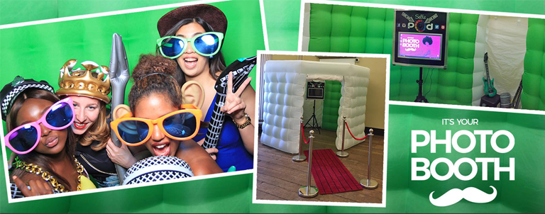 Inflatable Photo Booth Hire Milton Keynes
