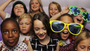 Kids Party Photo Booth